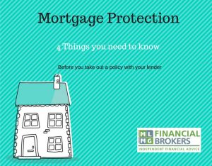 mortgage protection 4 things you need to know