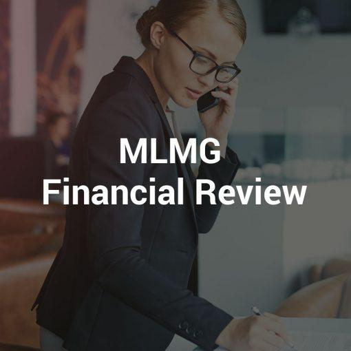 MLMG Financial Review