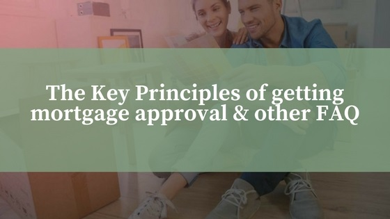How do you get Mortgage Approval?
